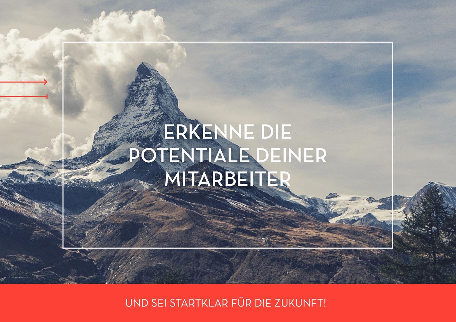 Erkenne die Potentiale deiner Mitarbeiter und sei Startklar für die Zukunft